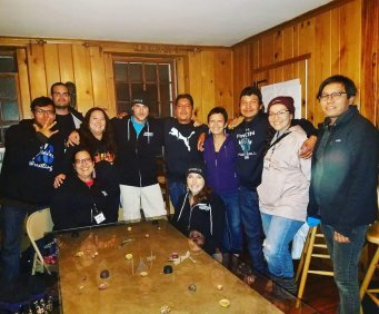 Indigenous Youth of Ruckus Society